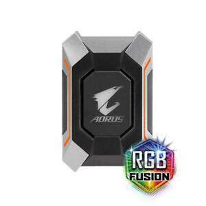GIGABYTE AORUS SLI HB Bridge RGB Width 60mm 1 Slot Spacing Fit GTX 1080 1070