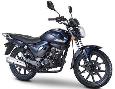 ROMET ZK 125 FX Naked Bike 125ccm 4-Takt Motorrad EURO 4