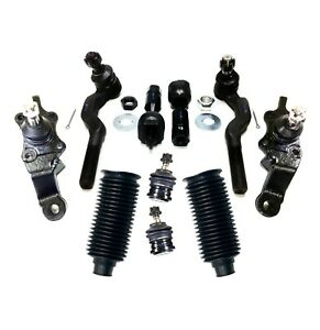 10-Pc-Suspension-Kit-for-Toyota-Tacoma-1995-2004-Upper-amp-Lower-Ball-Joints