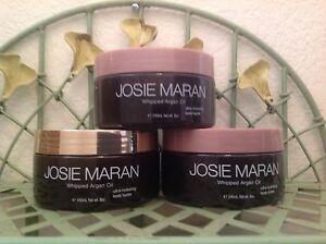 josie maran argan oil whipped body butter 8oz choice of ebay. Black Bedroom Furniture Sets. Home Design Ideas