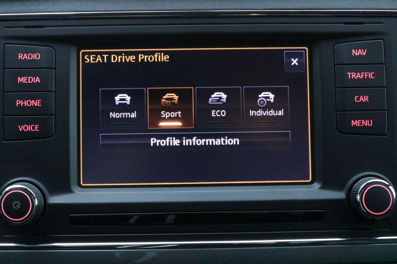 Seat Leon TSi 180 FR DSG