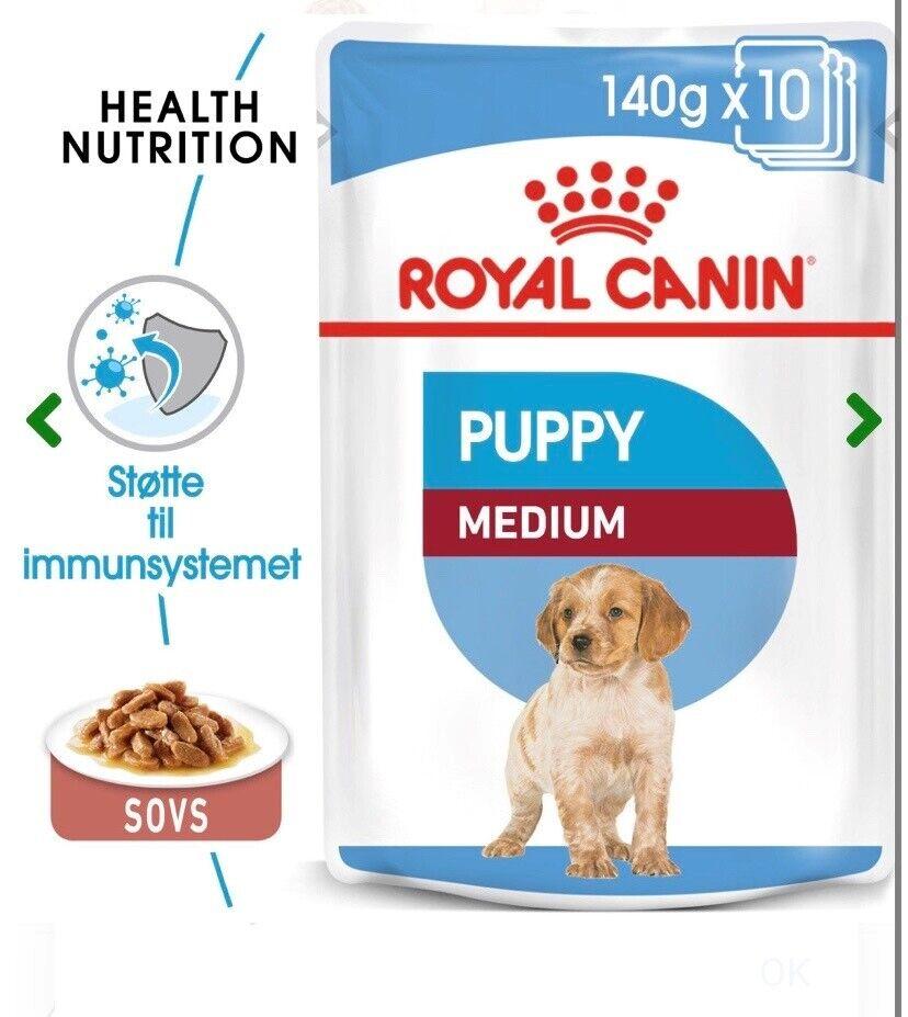 Andet, Royal canin vådfodder
