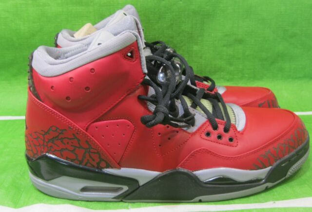 45aa6b7152f Nike Air Jordan RARE Varsity Red/cement 407361-601 Size 10 for sale ...