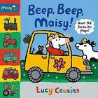 Beep, Beep, Maisy! by Lucy Cousins (Board book, 2017)