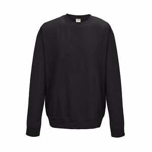 Image is loading CLEARANCE-AWDis-JH030-Sweatshirt-Discount-Sweater -Jumper-Top