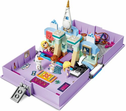 LEGO Disney Frozen II Anna and Elsa/'s Storybook 43175 NEW for 2020 FREE SHIPPING