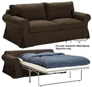 Charming Image Is Loading NEW IKEA Ektorp Sofa Bed 2seater COVER For