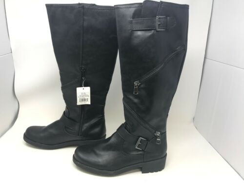 Womens Mossimo 409G-H Briar Black Boots 096 15 2186