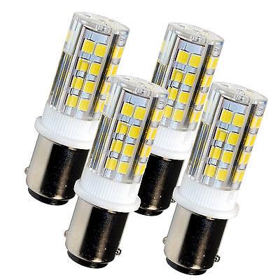 110V BA15d LED Light Bulb Cool White for Bernina 930 931 932 933 Sewing Machine