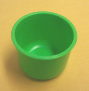 Red Cherry Basket//Cup Plastic CherryO Parts Hi Ho Cherry-O Board Game Piece