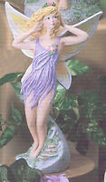Ceramic Bisque Standing Fairy U-paint Unpainted U-paint Fantasy Mystical Gare