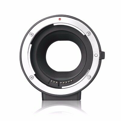 Adapter Ring,Lens Adapter Ring Meike MK-C-AF4 Auto Focus Adapter Ring for Canon EOS-M Mount Cameras to EF EF-S Lens