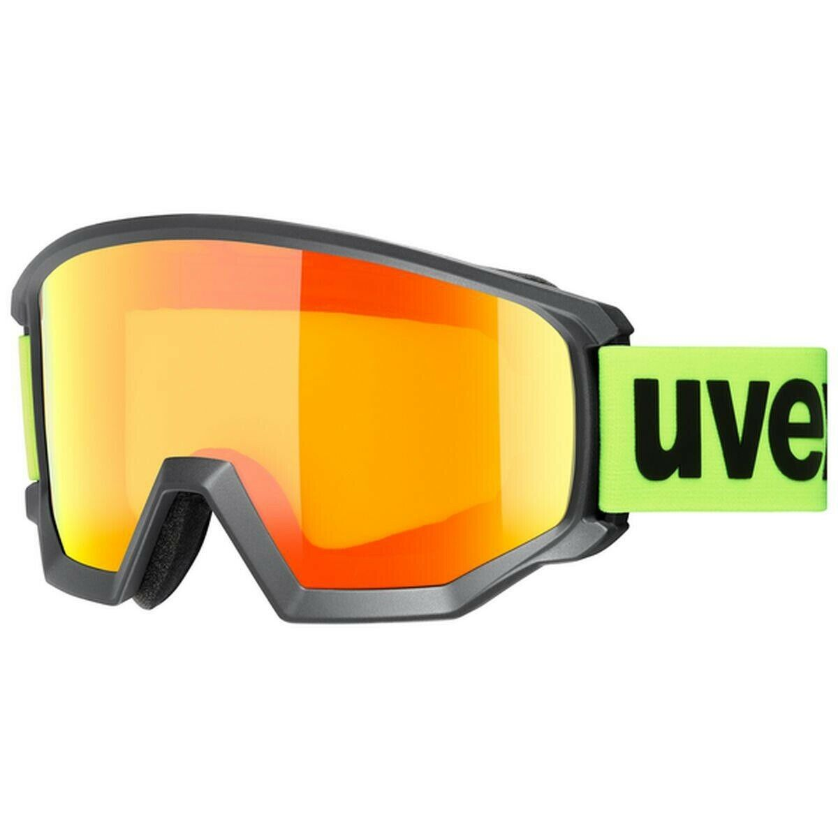 Uvex ATHLETIC CV sci, arancione