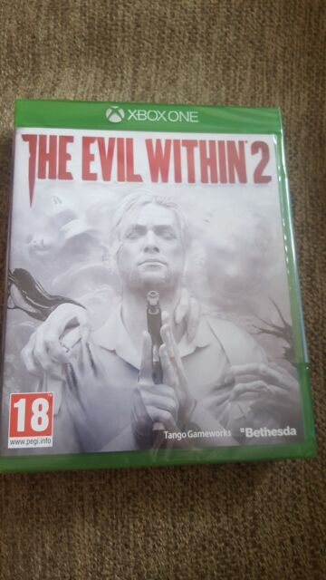 The Evil Within 2 Xbox One Brand New Sealed