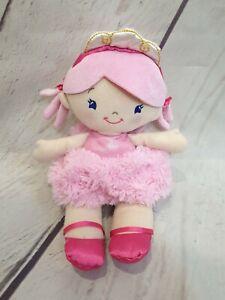 GUND-gund-girls-Posey-ballerina-plush-toy-pink-soft-30cm-12-inch-baby-girls
