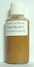 30ml ETHNIC FLESH WASH 4 - for Special Care Nursery Air dry Reborning Paints