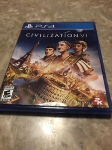Sid-Meier-039-s-Civilization-VI-PS4-PlayStation-4-Fast-Free-Shipping