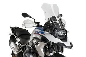 PUIG TOURING SCREEN FOR BMW R1250 GS 18-21 TRANSPARENT