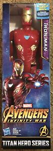 Marvel Avengers Infinity War Iron Man Titan Hero Series Action Figure NIB