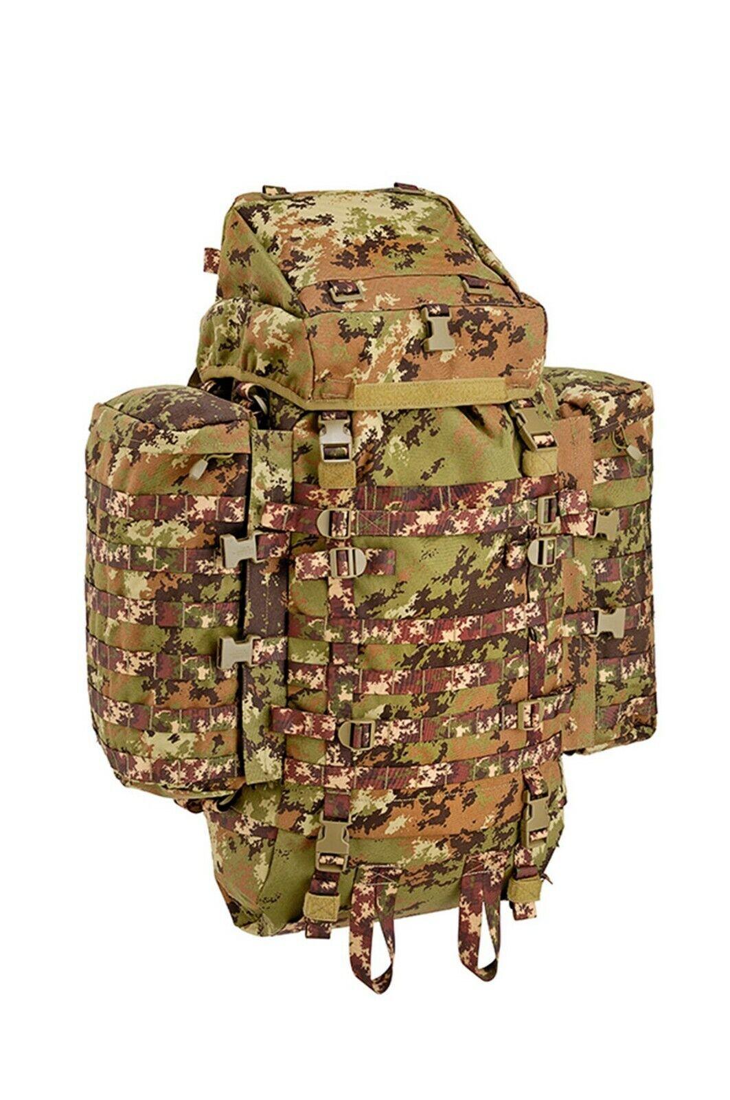 Defcon 5 Modular Battle 1 Zaino Lt 140 D5-Hh06827 OD verde