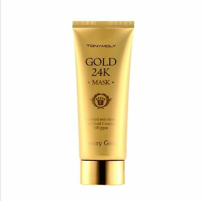 [TONYMOLY]  Luxury gem Gold 24K Mask 100ml [Contains 100ppm of pure gold)