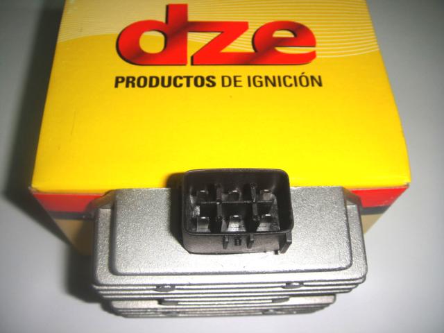 Regulador Voltaje Dze 172365 Yamaha YFM Fw Grizzly 600 1999 2000 2001