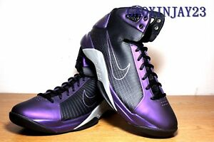 c0a1cd634d16 Nike Hyperdunk Kobe  08 Lakers Stealth Eggplant PE Super Rare Sample ...