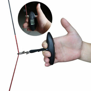 Archery-Digital-Hanging-Bow-Scale-88lbs-for-Recurve-Compound-Bow-Lightweight-USA