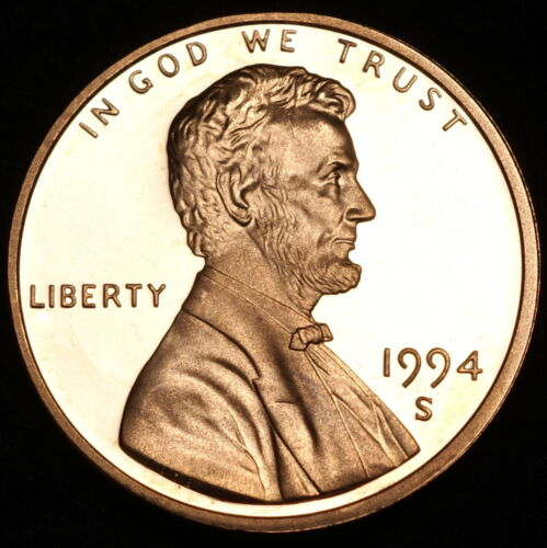 Proof Set 1994 S  Lincoln Memorial Penny Mint Proof Coin ~ From Original U.S