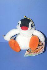 "Pingu Penguin Pinga Plush doll BANPRESTO 4.4"" Spoon"