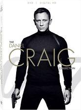 James Bond / Daniel Craig 4 Pack (2016, REGION 1 DVD New)