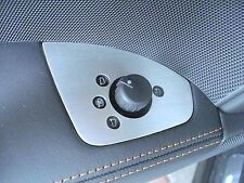 Audi TT MK2 Zierblende Spiegelverstellung MA Alu quattro s-line 8J TTs TTRS 3,2