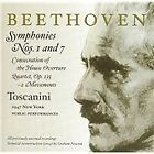 Ludwig van Beethoven - Beethoven: Symphonies Nos. 1 & 7 (2005)