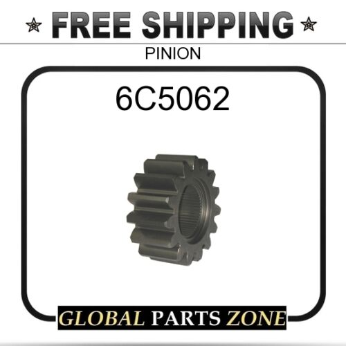 CAT 6C5062 PINION 6A4417 9V7769 for Caterpillar