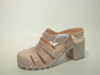 GIRLS SPOT ON RETRO HELLED JELLIES IN NUDE STYLE H3024