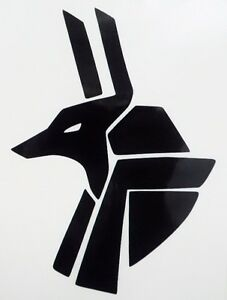 Details about Egyptian Anubis God Symbol Car Window Vinyl Decal Sticker  Choose 12 Colors!