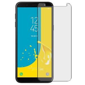 Folie Für Samsung Galaxy J6 2018 Glasfolie Echt Glas Schutz Folie