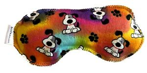 Rainbow-Dog-Eye-Pad-Hot-Cold-You-Pick-A-Scent-Microwave-Heating-Pad-Reusable