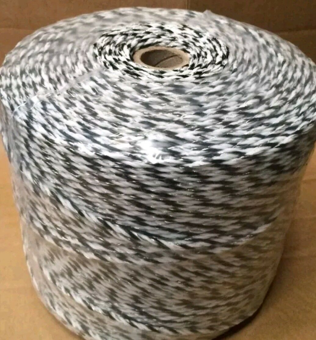 Poly Electric Fence Wire 500m x 3mm 9 Strand Electric Fence Wire x 2 Rolls AKO