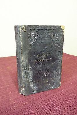 1879 Dakota Bible (II Kings to Job)