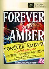 Forever Amber 1947 (DVD) Linda Darnell, Cornel Wilde, Richard Greene - New!