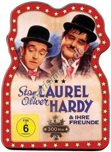1 von 1 - DVD: STAN LAUREL & OLIVER HARDY & Freunde - Dick & Doof - Über 300 Min. Laufzeit