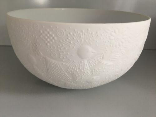 Rosenthal ZAUBERFLÖTE weiß Schüssel 19 cm Bowl unbenutzt