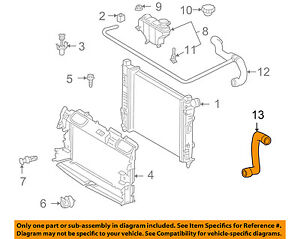 image is loading mercedes-mercedes-benz-oem-06-07-c230-radiator-