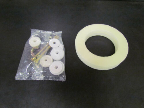 """FLUSHING VALVE 2/"""" CLOSE COUPLING KIT 2 BOLTS AND FOAM WASHER CISTERN FITTINGS"""