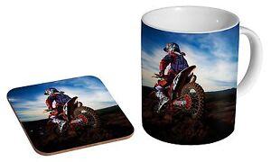 Détails Mug TasseCaf Sur ramique Sceenic C Crosser Motocross Awesome EHY2W9DI
