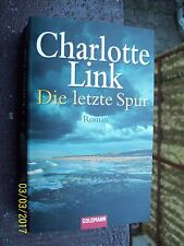 Die letzte Spur von Charlotte Link