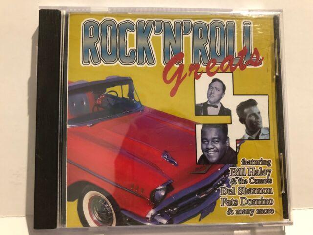ROCK 'N' ROLL GREATS Various CD