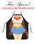SuperGirl Super Girl Super-Girl Marvel Comic Hero Kitchen Cooking Dinner Apron