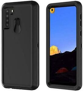 NEW For Samsung Galaxy A11 Heavy Duty Case Shockproof Holster Clip fit Otterbox